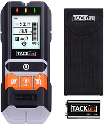 TACKLIFE Wall Scanner-5 in 1 Stud Finding Scanner