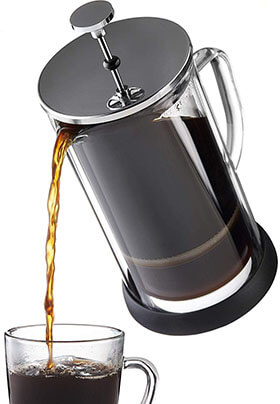 Kitchellence French Press Coffee Maker- 34 oz
