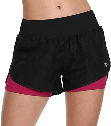 Baleaf Women Running Shorts