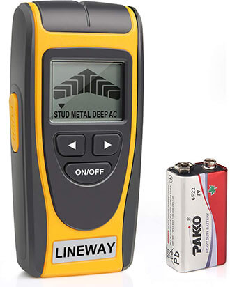 Lineway 4 in 1 Multi-Function Wall Scanner