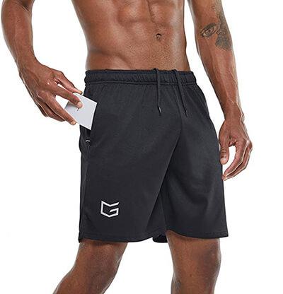 "G Gradual Men's 7"" Workout Running Shorts"