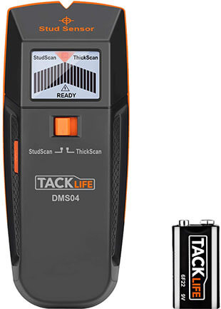 Tacklife 3 in 1 Edge Finding Electronic Wall Detector Finders