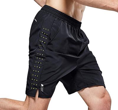 NICEWIN Athletic Running Shorts for Men