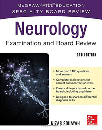 McGraw-Hill Specialty Neurology Board Review by Nizar Souayah