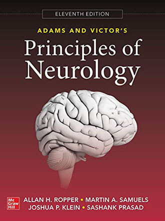 Adams and Victor's- Principles of Neurology,11th Edition