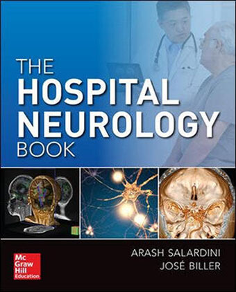 The Hospital Neurology Book by Arash Salardini