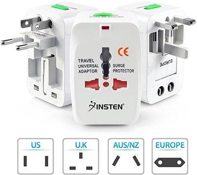 Insten International Power Adapter