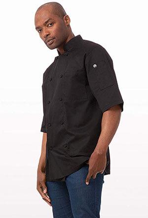Chef Works Men's Montreal Cool-Vent Chef Coat
