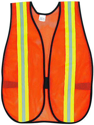 MCR Safety V210R Safety Vest