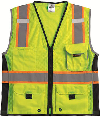 ML Kishigo Reflective Safety Vest
