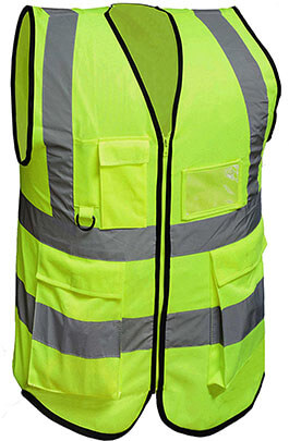 Misslo Yellow Safety Vest