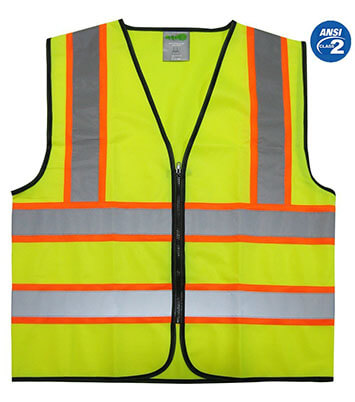 GripGlo Reflective Safety Vest