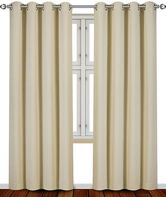 Utopia Bedding Window Curtains