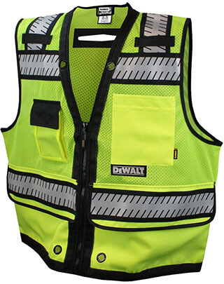 Dewalt DSV521-2X Surveyor Vest