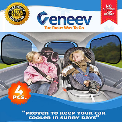 Veneev Car Sunshade Protector