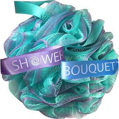 Shower Bouquet Loofah Bath Shower Sponge