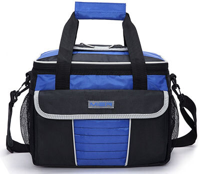 Mier Large Lunch Box Bag