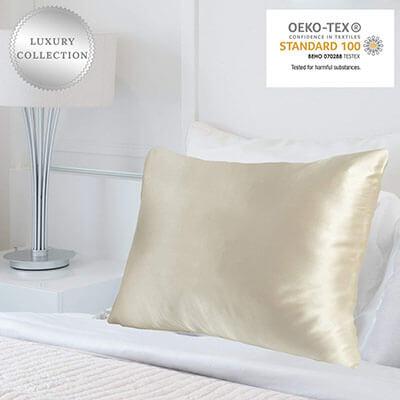 MYK Silk Pillowcase