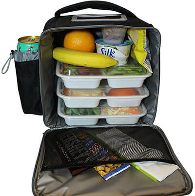 LeDish Insulated Lunch Bag