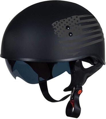 TORC T55 Spec-Op Half Face Helmet