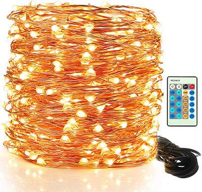 Moobibear LED Decorative Fairy String Lights