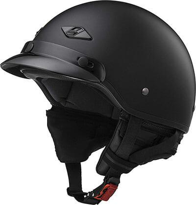 LS2 Helmets Half Helmet