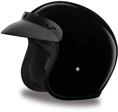 Daytona Cruiser Half Helmet