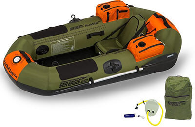 Sea Eagle PF7K PackFish Inflatable Pontoon