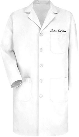 Kamal Ohava Lab Coat