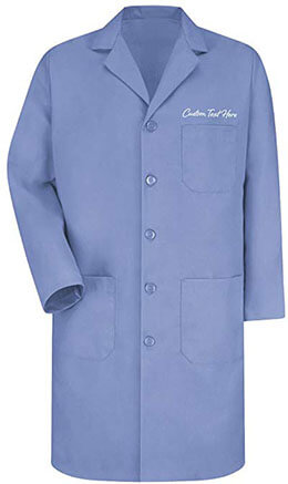 Kamal Ohava Custom Adult Lab Coat
