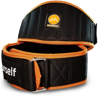 Moses Fit Weight Lifting Belt