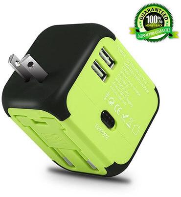 Maxracy International Power Adapter