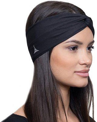 French Fitness Revolution Turban Headband