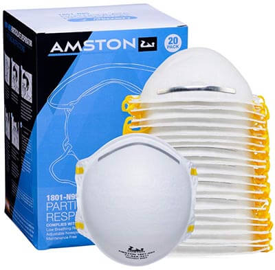 AMSTON N95 Protective Dust Mask