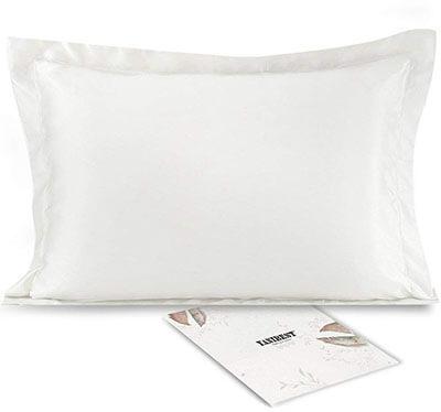 YANIBEST Satin Silk Pillowcase