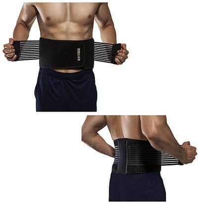 ZSZBACE Weight Lifting Belt