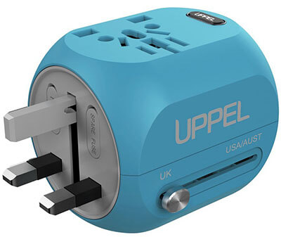 UPPEL Universal Travel Charger