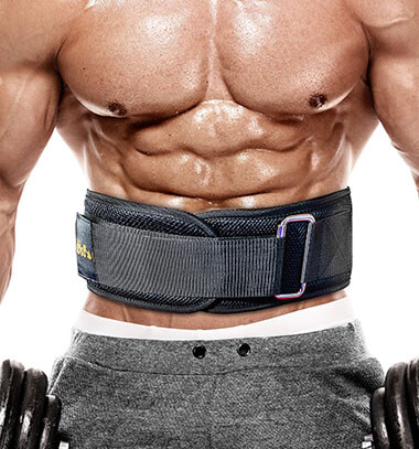 PeoBeo Fitness Weightlifting Belt