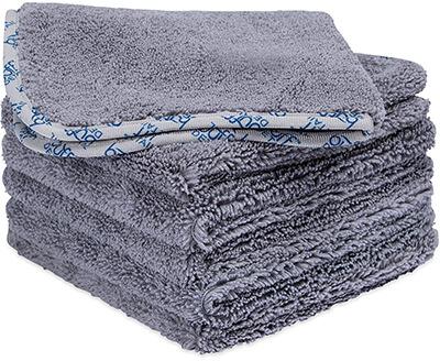 Premium Microfiber Detailing Towels