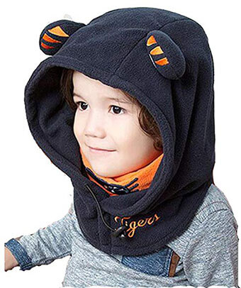 Azarxis Balaclava Ski Mask Full Face Caps Hat Kids