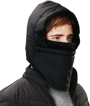SIGGI Unisex Windproof Tactical Ski Skull Balaclava Hood