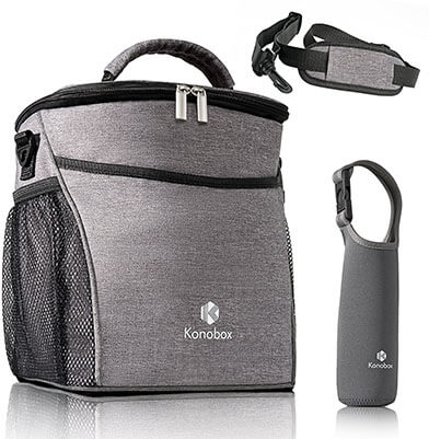 Konobox Insulated Lunch Box