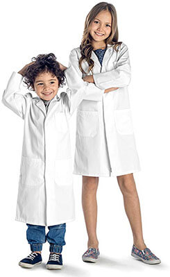 Dr. James Children Lab Coat