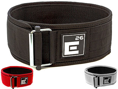 Element 26 Weight Lifting Belt