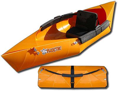 Tucktec Folding Canoe