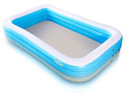 Inflatable Pool, Sable Swimming Pool