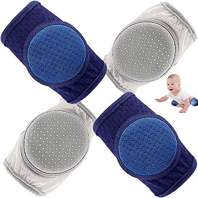 artSew Baby Anti Slip Knee Pads Toddler Leg Warmer Protective Cover
