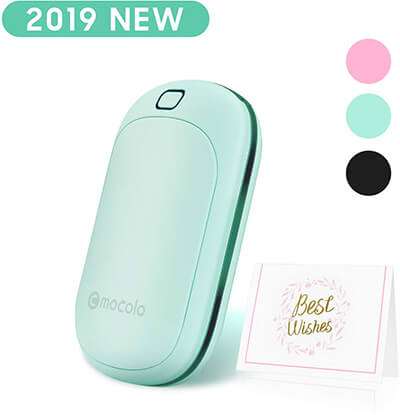 Mocolo 5200mAh Rechargeable Hand Warmers
