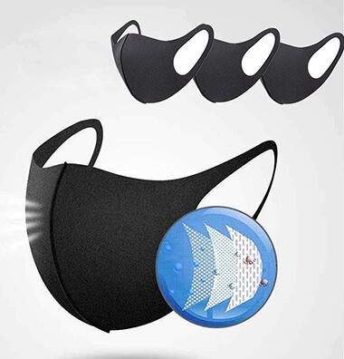 Yoruii Anti Dust Face Mouth Mask