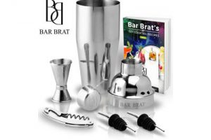 Top 10 Best Cocktail Shaker Sets in 2018